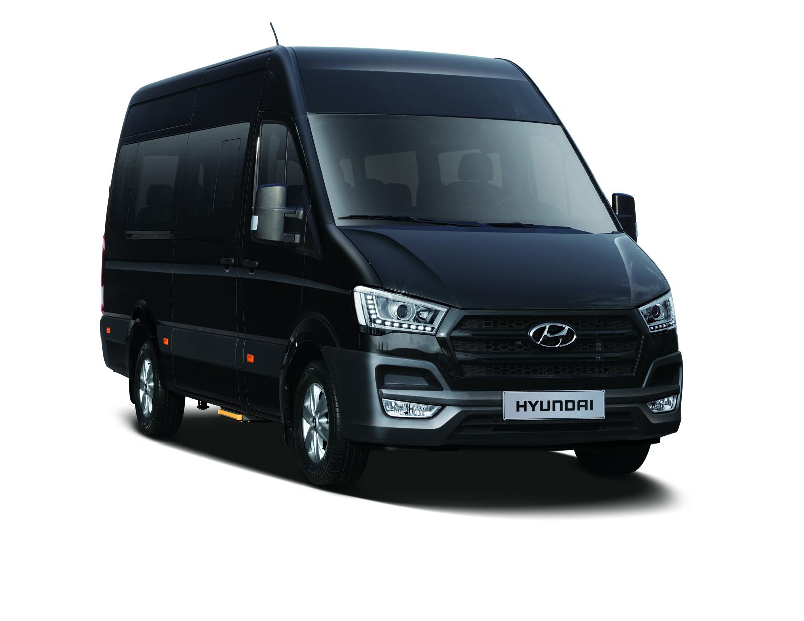 Hyundai yeni hafif ticarisi h350 39 yi tan tt otoyazar for Garage hyundai paris 18