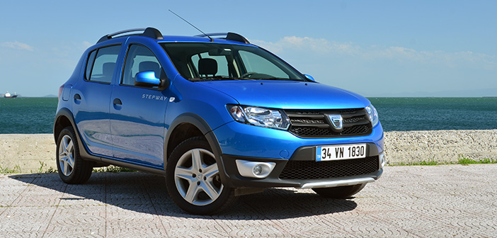 dacia sandero stepway test 2014 autos post. Black Bedroom Furniture Sets. Home Design Ideas