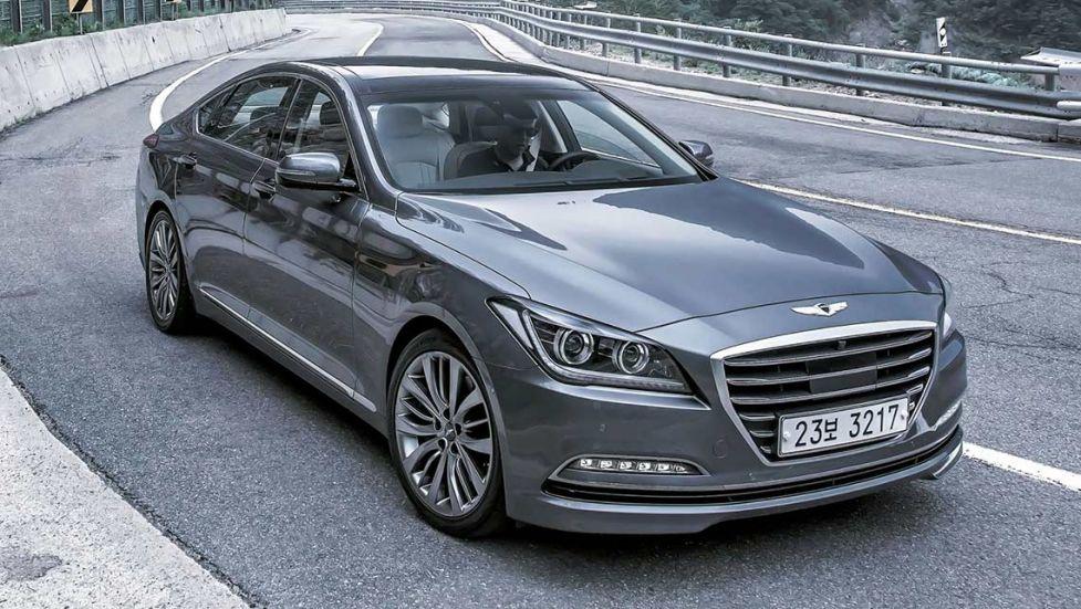 2014 model Hyundai Genesis Sedan