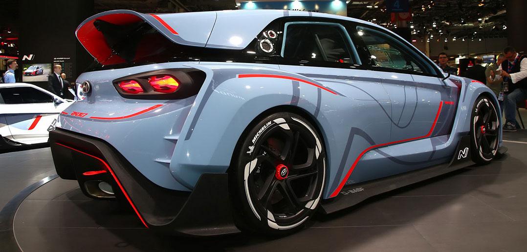 Hyundai 2018 Yılı Için Yeni Bir N Performanslı Model Planlıyor