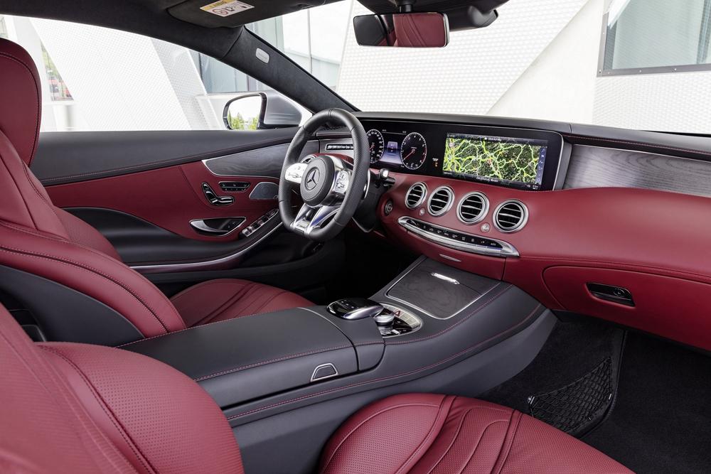 Das neue S-Klasse Coupé und das neue S-Klasse Cabriolet: Traumwagen im Doppelpack